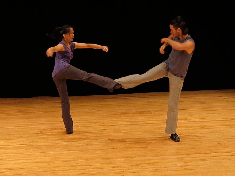 3D Dance Filming